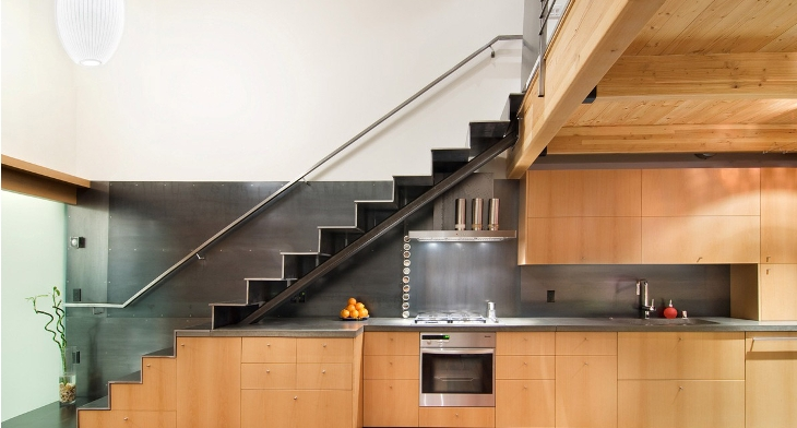 Loft Staircase Designs