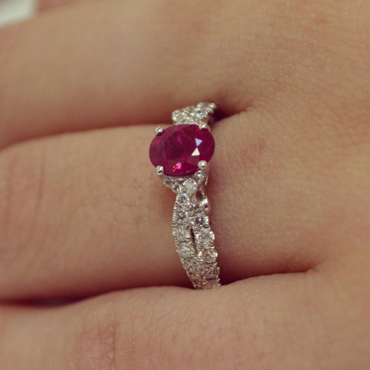 simple ruby ring