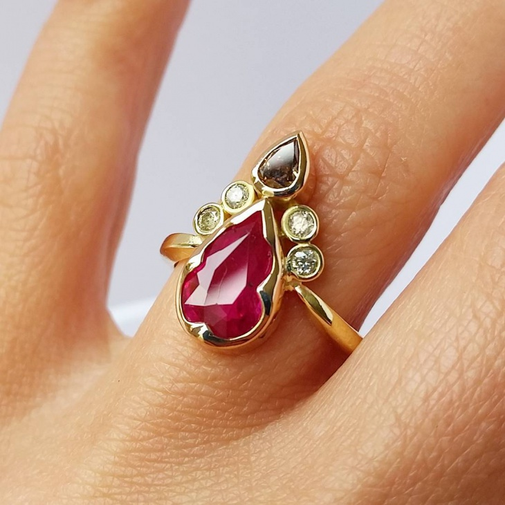 Traditional Gold Wedding Ring