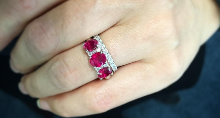 20 ruby wedding ring jewelry designs ideas design trends img junglespirit Images