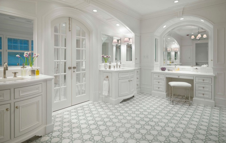 Classic Bathroom Design Idea
