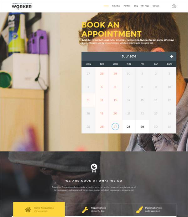 Small Business Multipurpose WordPress Theme