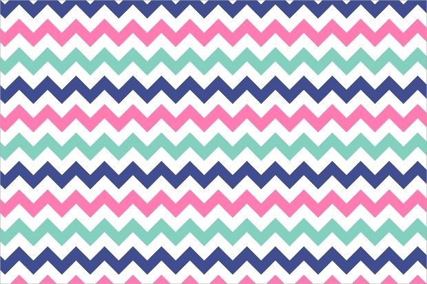 repetitive geometric pattern
