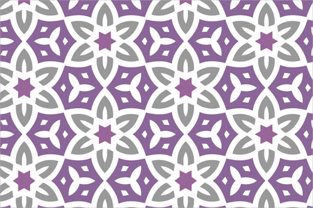 high resolution floral repetitive pattern