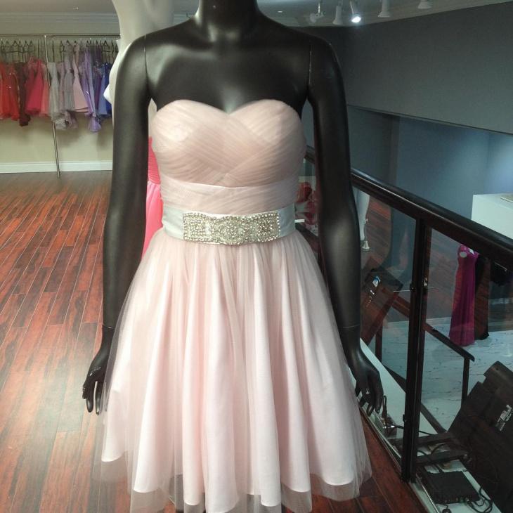 Beaded Belt Dress