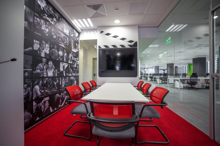 Conference Table Designs Ideas Design Trends Premium PSD - Red conference table