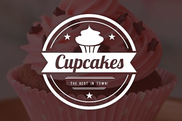 20+ Cupcakes Logos - Free Editable PSD, AI, Vector EPS ...