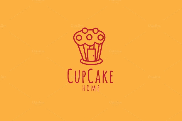 20+ Cupcakes Logos - Free Editable PSD, AI, Vector EPS Format Download ...