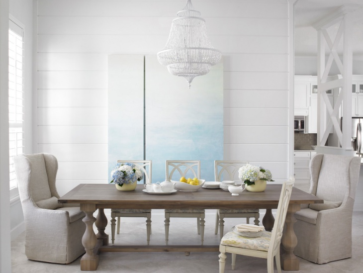 coastal dining chairs