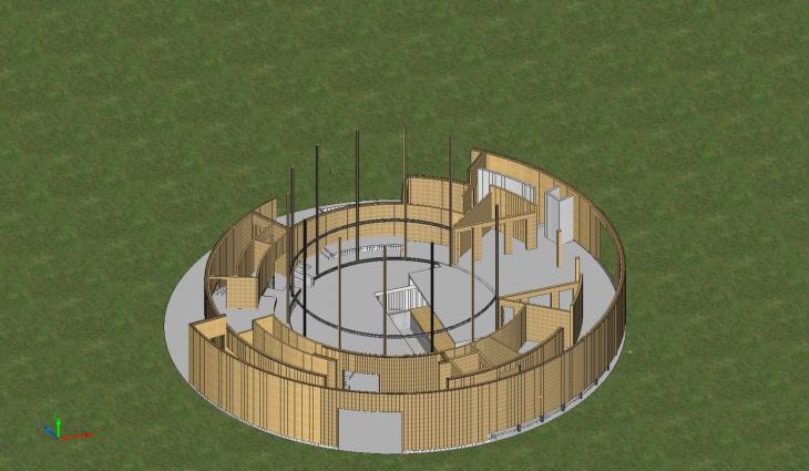 Construction 1 Cruard Charpente