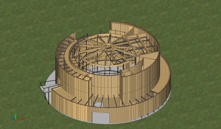 construction 3 cruard charpente