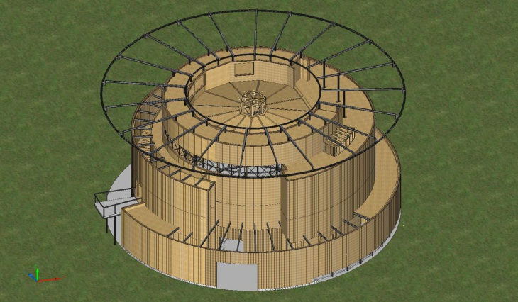 construction 4 cruard charpente