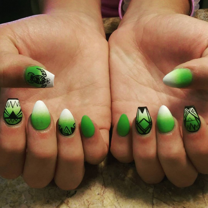 21+ Turtle Nail Art Designs, Ideas | Design Trends - Premium PSD ...