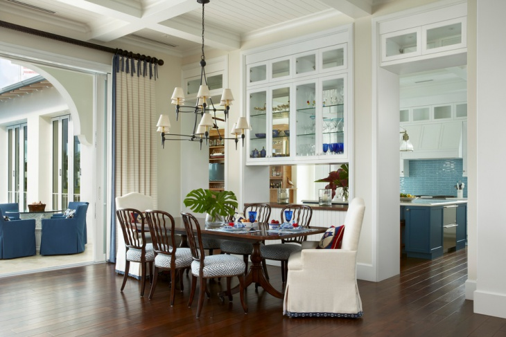 Classic Dining Room Design Idea