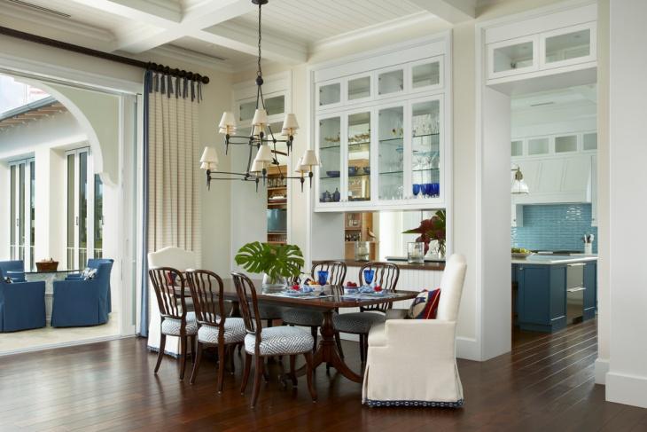 classic dining room design idea