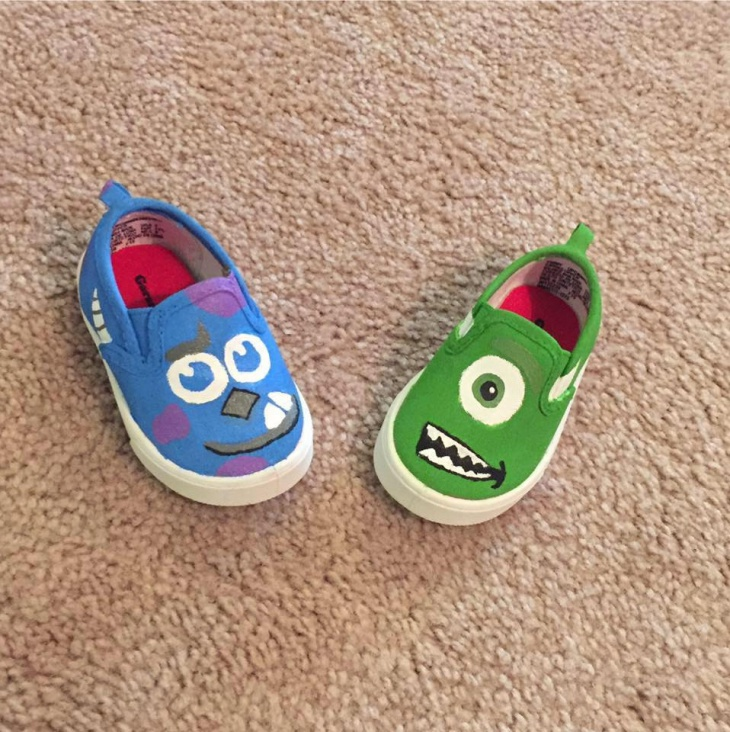 Infant Cartoon Sneakers