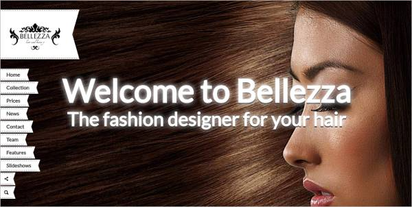full screen hair salon wordpress theme1