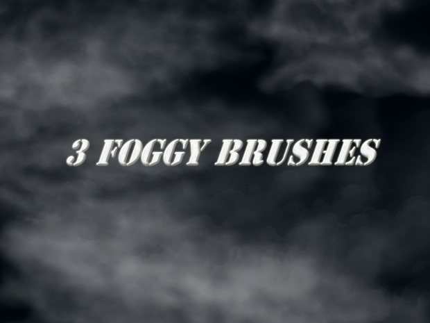 foggy photoshop brushes