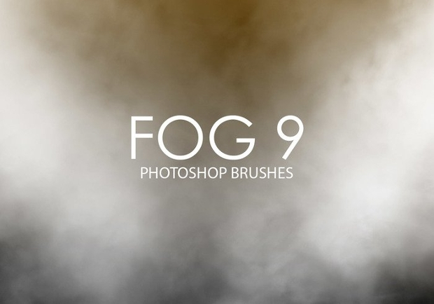 nature fog photoshop brushes