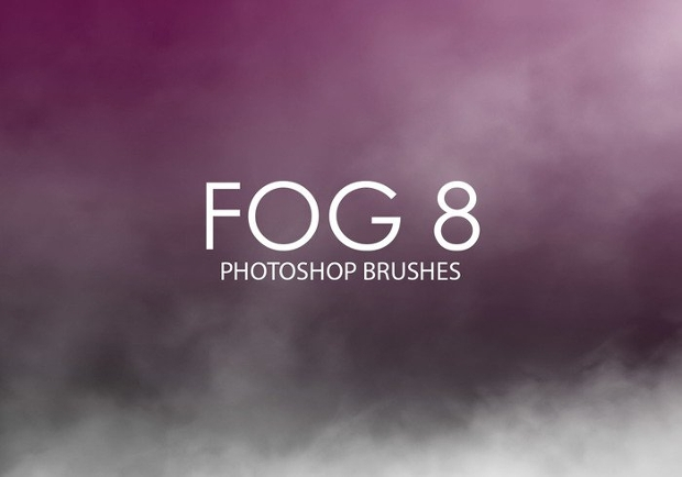 15  fog brushes