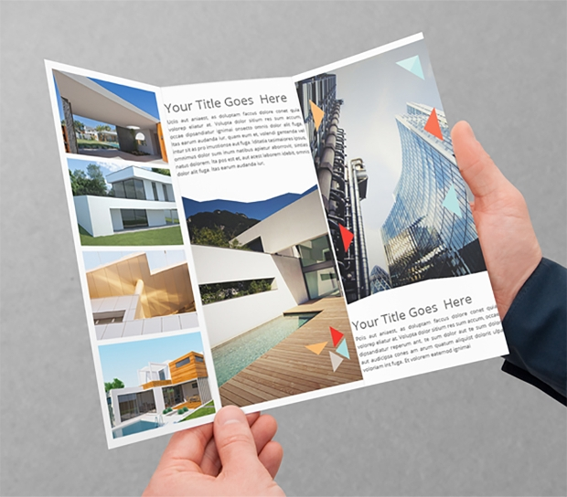 Modern InDesign Architecture Brochure