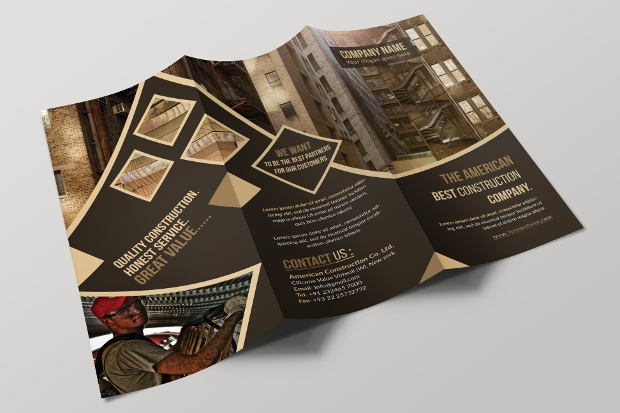 Architecture Company Brochure Template