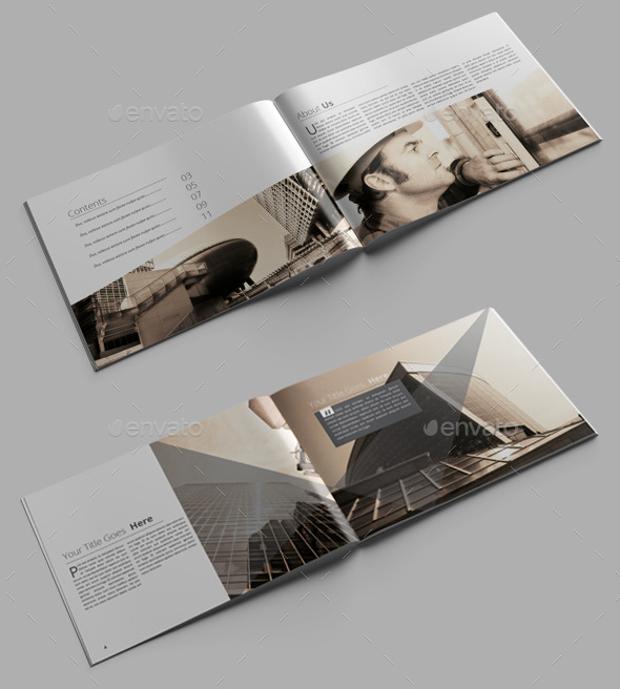 standard architecture brochure