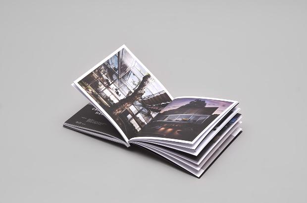 elegant architecture brochure