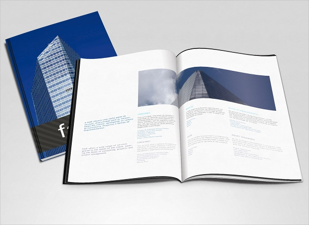 Engineering and Architecture Brochure