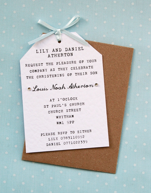 boy naming ceremony invitation