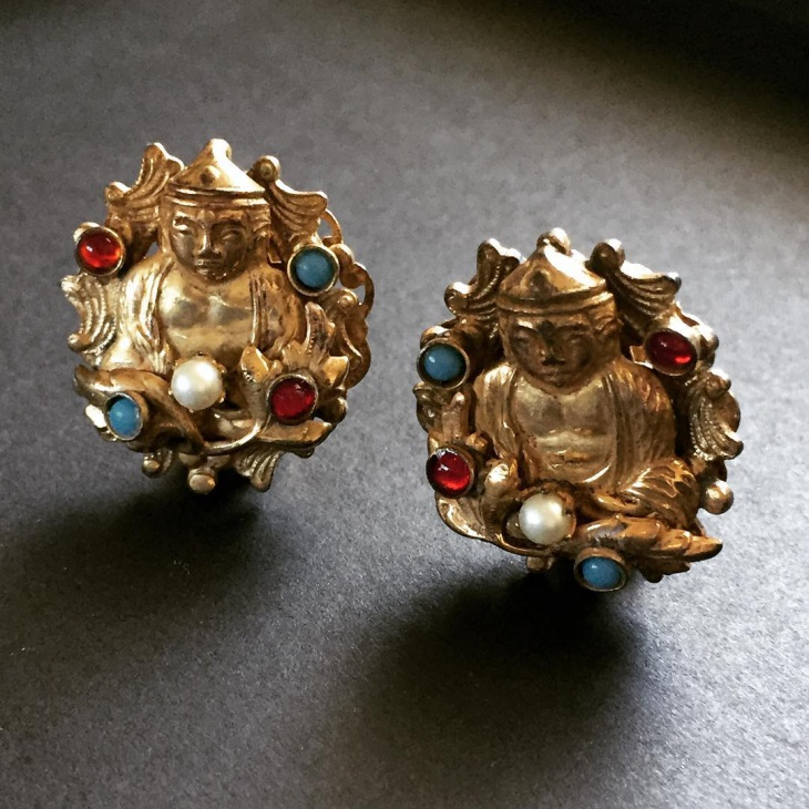 Unique Vintage Style Earrings