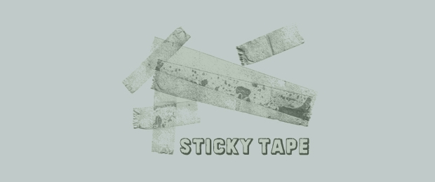 Sticky Tape Brushes