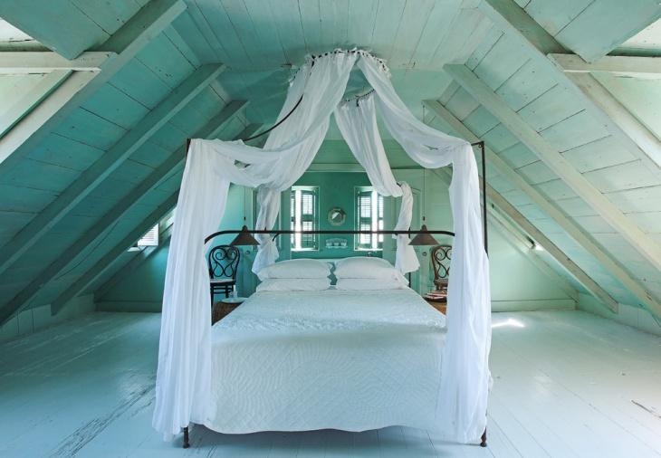 canopy sea bedroom