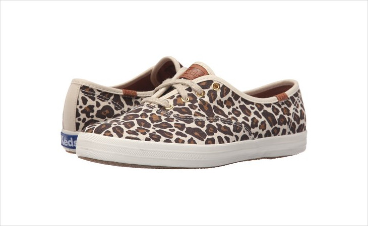 animal print sneakers for women
