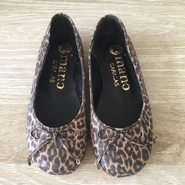 Modern Animal Print Pumps