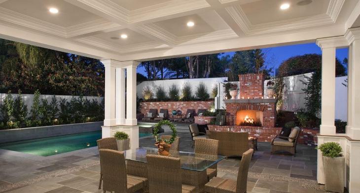 Outdoor Ceiling Designs