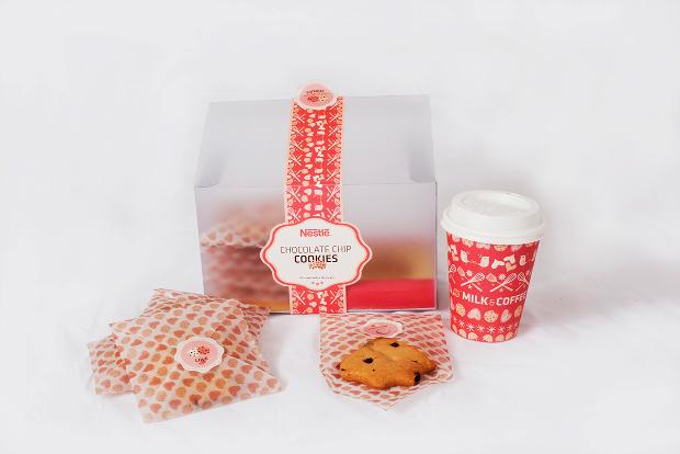 Chocolate Chip Cookies Packaging