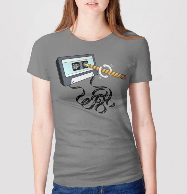 21 Music T Shirt Designs Ideas Models Design Trends: music shirt design ideas