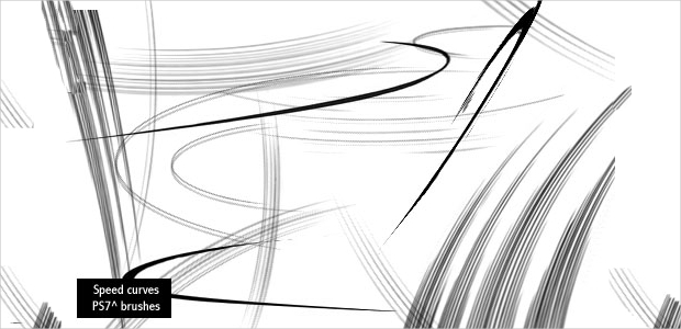 speed curves brushes