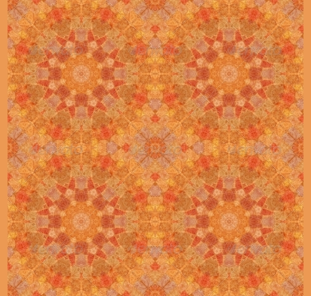 Seamless Mosiac Fabric Pattern