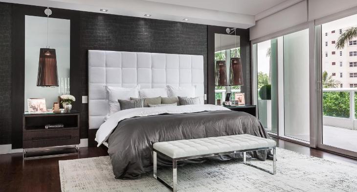 19 Monochromatic Bedroom Designs Ideas Design Trends Premium