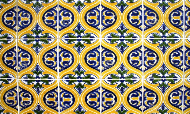 classic mosaic pattern