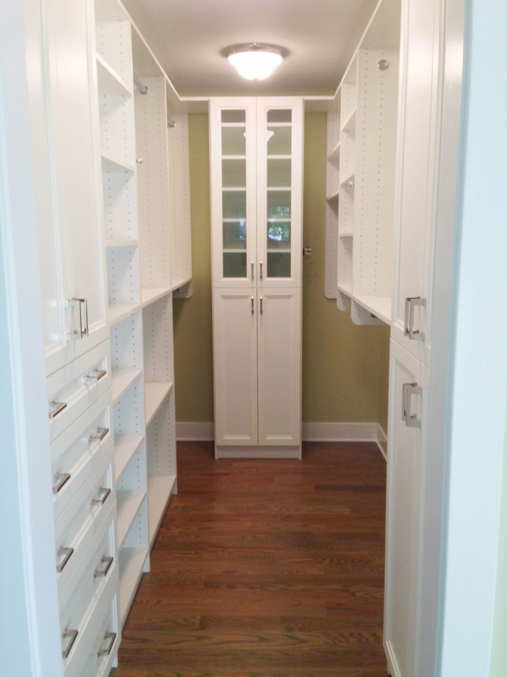 18 small walk in closet designs ideas design trends - Walk in closet design ideas plans ...