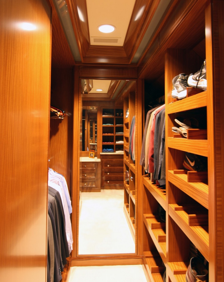 18 Small Walk In Closet Designs Ideas Design Trends