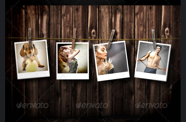 Photograpghy Collage Mockup