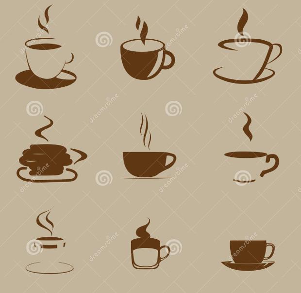 free coffee cup vectors