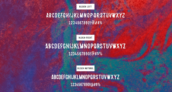 17 Abstract Fonts
