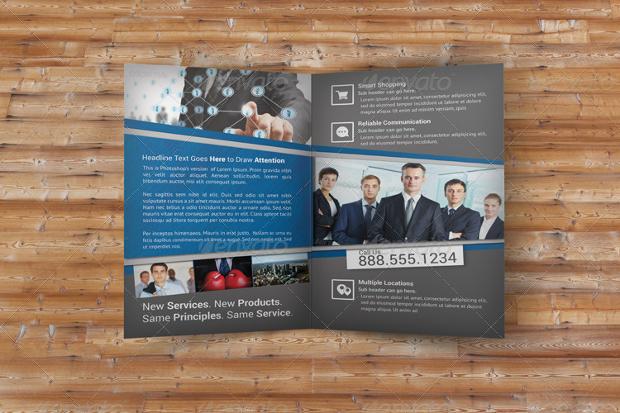 MultiPurpose Conference Brochure Design