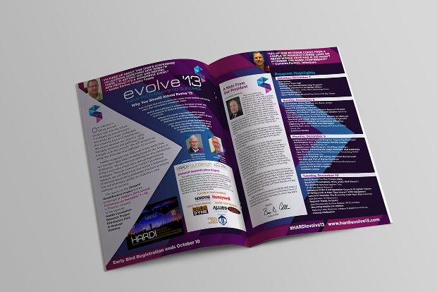 Marketing Conference Brochure