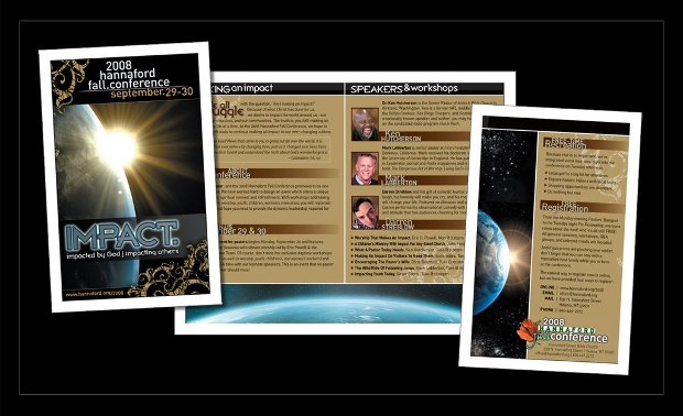 Impact Conference Brochure